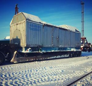 Перевозка промышленного оборудования в Санкт-Петербурге, по России