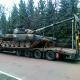 Перевозка танка