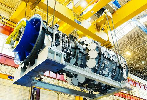 Перевозка турбин СПБ
