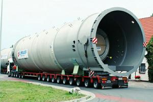 перевозка труб большого диаметра автотранспортом по России